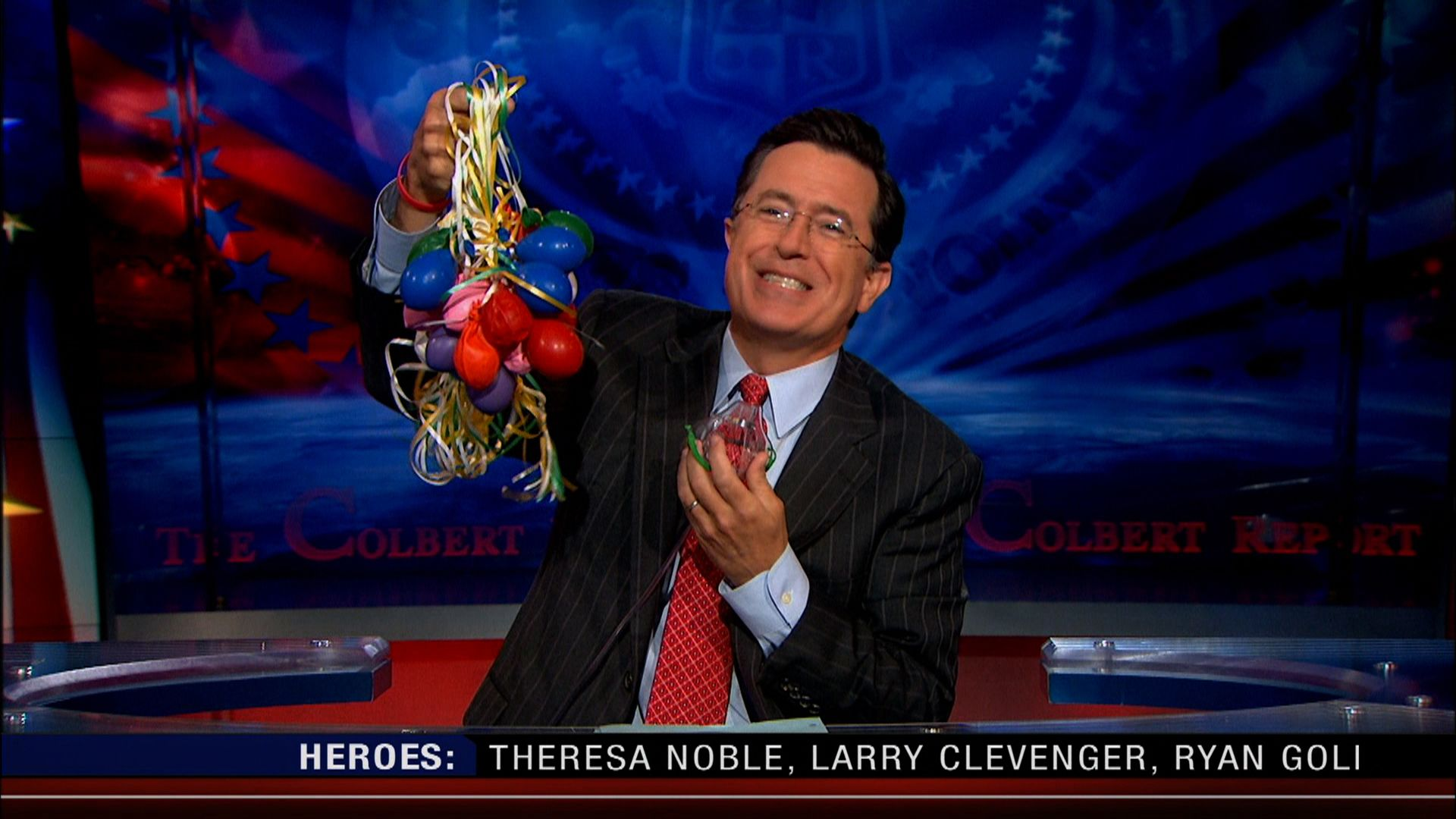 Colbert report heterosexual accountability buddy